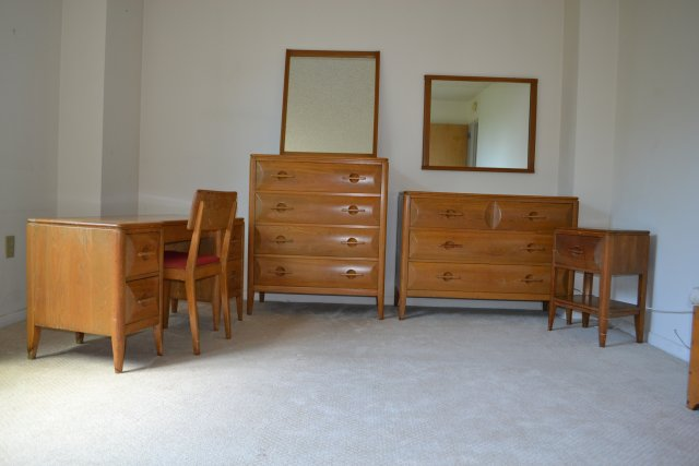 Furniture - multiple rooms and items, mid century modern